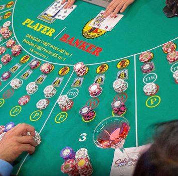 【澳門百家樂賭場作弊套路】百家樂賭徒總是贏少輸多